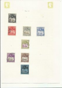 ASCENSION IS 1924-32 VALS TO 3s FU (8) CAT ~£320
