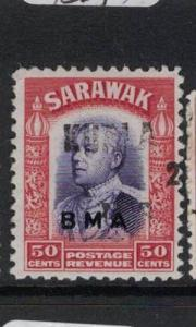 Sarawak SG 193 Kuala Beloit VFU (1dos)