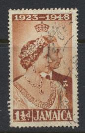 Jamaica  SG 143 - Used -  see scan and details