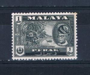 Malaya Perak 127 MNH Sultan Yussuf Shah (M0251)+