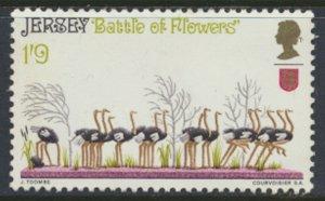 Jersey    SG 41   SC# 33  MNH    Battle of Flowers 1970