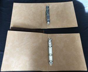 Seven Ring Binders & 5 Slipcases.7.5kg(K34)