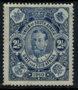 South Africa #1* no gum  CV $3.25