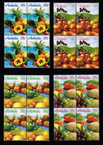 AUSTRALIA Stamp MNH BLK OF 4 STAMPS COLLECTION LOT  #S1