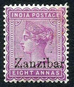 Zanzibar SG15 8a Magenta M/M