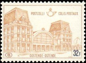 Belgium #Q413, Incomplete Set, 1971, Never Hinged