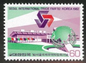 Korea Scott 1312 MNH** 1982 stamp