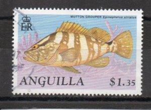 Anguilla 804 used