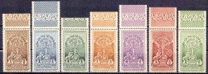 Ethiopia. 1930. 151-57. politics. MNH.