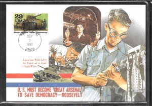 Just Fun Cover #2559E Fleetwood Unicover Maximum Card FDC Cachet (my3421)
