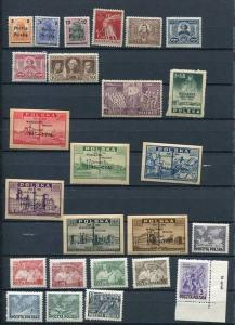Poland Accumulation 1919 And Up MH/MNH