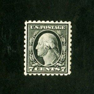 US Stamps # 430 F-VF OG NH Scott Value $180.00