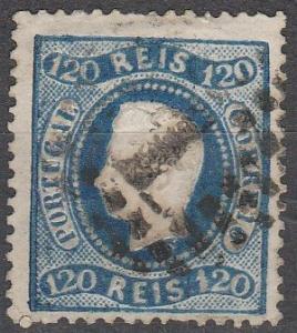 Portugal #32 F-VF Used  CV $67.50 (A16433)