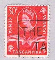 Kenya Uganda and Tanzania QE II 30 - pickastamp (AP101329)