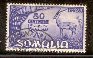 SOMALIA E9 USED BANANAS GRANTS GAZELLES 1950