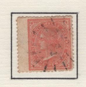 New South Wales 1871-84  Queen Victoria Stamp Scott 52 F