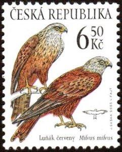 Czech Republic 3214 - Mint-NH - 6.50k Red Kite (2003) (cv $0.75)