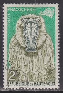 Burkina Faso 75 Wart Hog Costume 1960