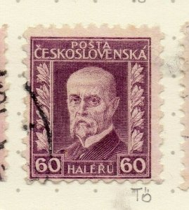 Czechoslovakia 1926-27 Issue Fine Used 60h. NW-148579
