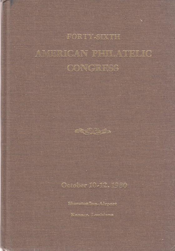 American Philatelic Congress #46 - 1980