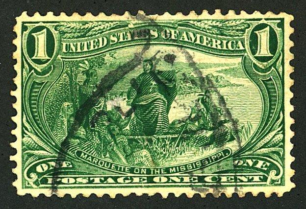 U.S. #285 USED