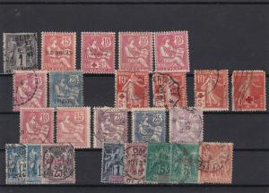 France and Colonies Stamps Ref 31732