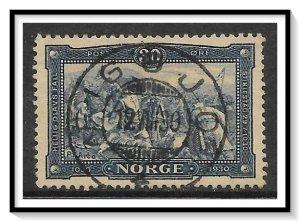 Norway #153 Death Of Olaf Used