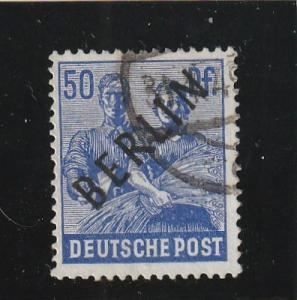 Germany  Scott#  9N13  Used