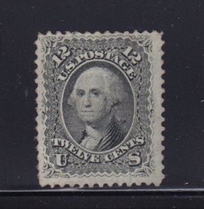 69 VF unused ( mint no gum ) with nice color cv $ 675 ! see pic !