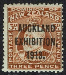 NEW ZEALAND 1913 AUCKLAND EXHIBITION 3D