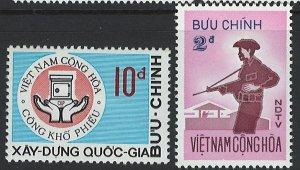 Viet Nam Scott 431-432 MVLH!