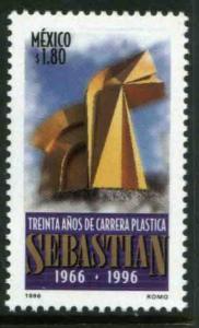 MEXICO 2016 Sebastian, 30 years of Artistic Career MNH
