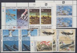Marshall Islands stamp World War II MNH 1991 WS162851