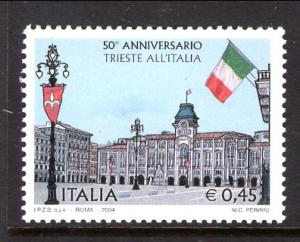 Italy 2628 Architecture MNH VF