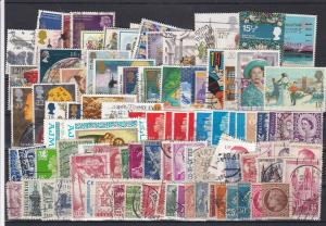 Nice Lot of World Stamps - Mixed Themes- some Winter  Ref 31628