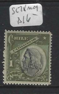 CHILE   (PP0606B)  COLUMBUS  1P  SC 78   MOG