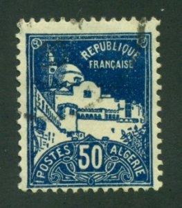 Algeria 1926 #49 U SCV (2020) = $0.40