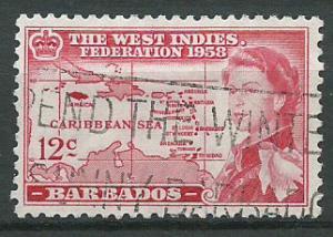 Barbados SG 305 VFU