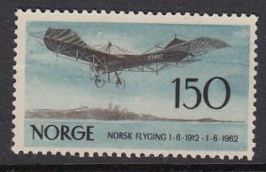Norway 405 Aviation mnh
