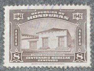 DYNAMITE Stamps: Honduras Scott #C122 – USED