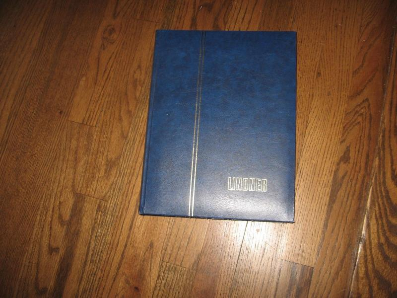 STAMP STOCKBOOK LINDNER 30 page in better condition 112 1117