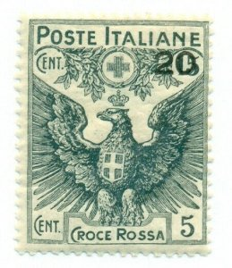 ITALY #B4, Mint Hinged, Scott $20.00