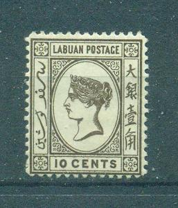 Labuan sc# 36 mhr cat value $20.00