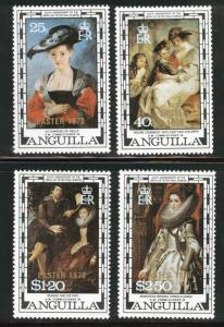ANGUILLA Scott 311-314 MNH** set