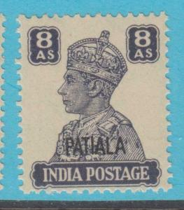 INDIA PATIALA 113 MINT NEVER HINGED OG * NO FAULTS EXTRA FINE !