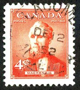 Canada #319 Used