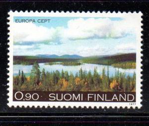 Finland Sc 597 1977 Europa stamp NH