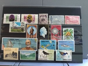 Samoa I Sísifo mint never hinged mounted mint and used  stamps   R25018