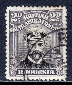 Rhodesia - Scott #122 - Used - SCV $6.50