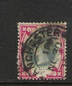GREAT BRITAIN 126 VFU MANCHESTER CDS CV140 Q405